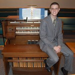 Self-taught musician uses talents to enhance worship