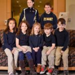 It's all in the family at St. Mary School